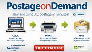 stamps.com online postal stamps